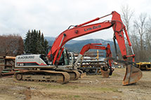 Blackburn Excavating offers many services, including any kind of excavation work.